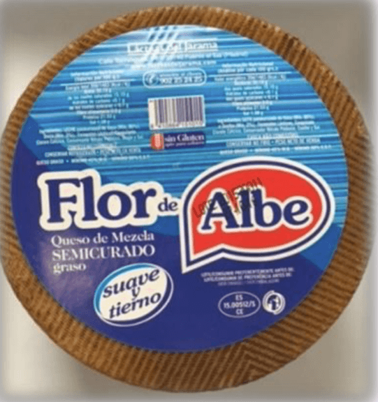 15101 – MEZCLA SEMI 3K FLOR DE ALBE
