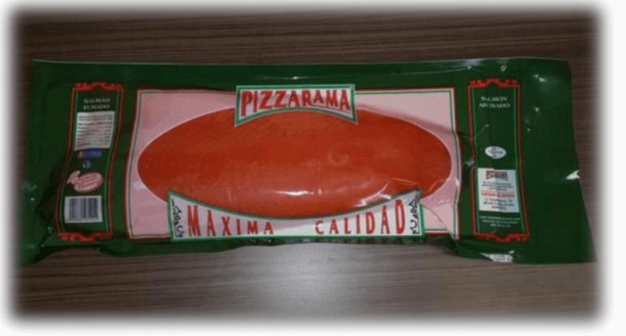 23101 – SALMON AHUMADO PLANCHA PIZZARAMA