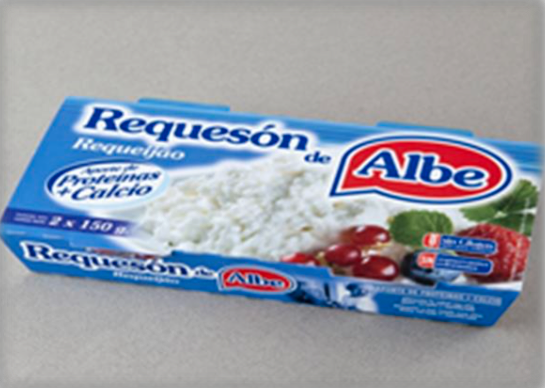 12506 – REQUESON PACK 2X150 G ALBE