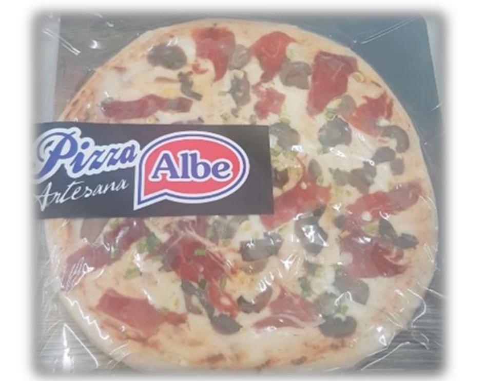 BASE DE PIZZA CASTIZA DE 28 CM
