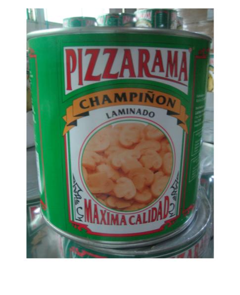 24106, Champiñón laminado Pizzarama