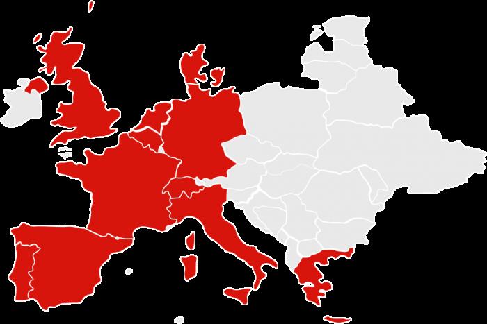 Quesos de Europa