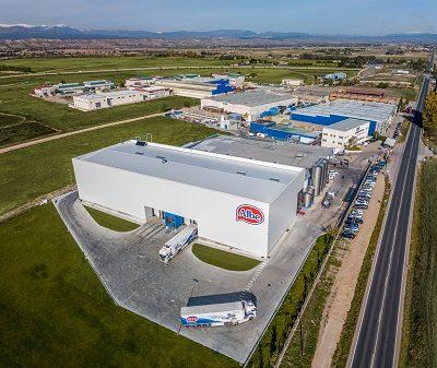 20191119 Fábrica ALBE-Lácteas del Jarama