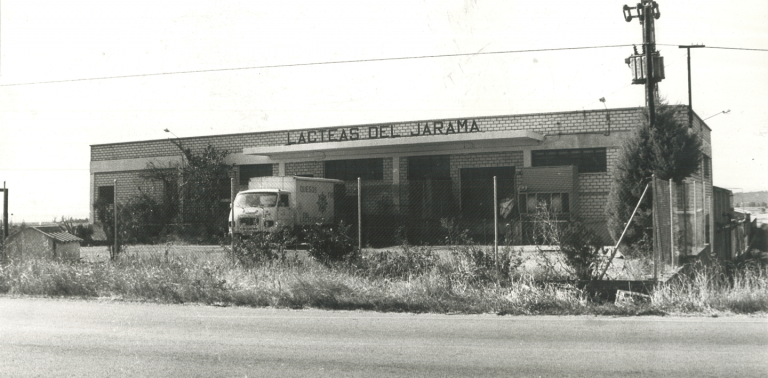 Lacteas-del-Jarama-Grupo-Albe-en-sus-inicios