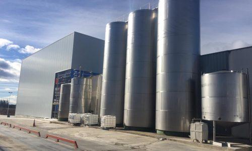 Inversión en nuevas instalaciones de ALBE