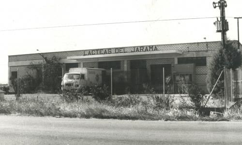 Lácteas del Jarama Grupo Albe en sus inicios
